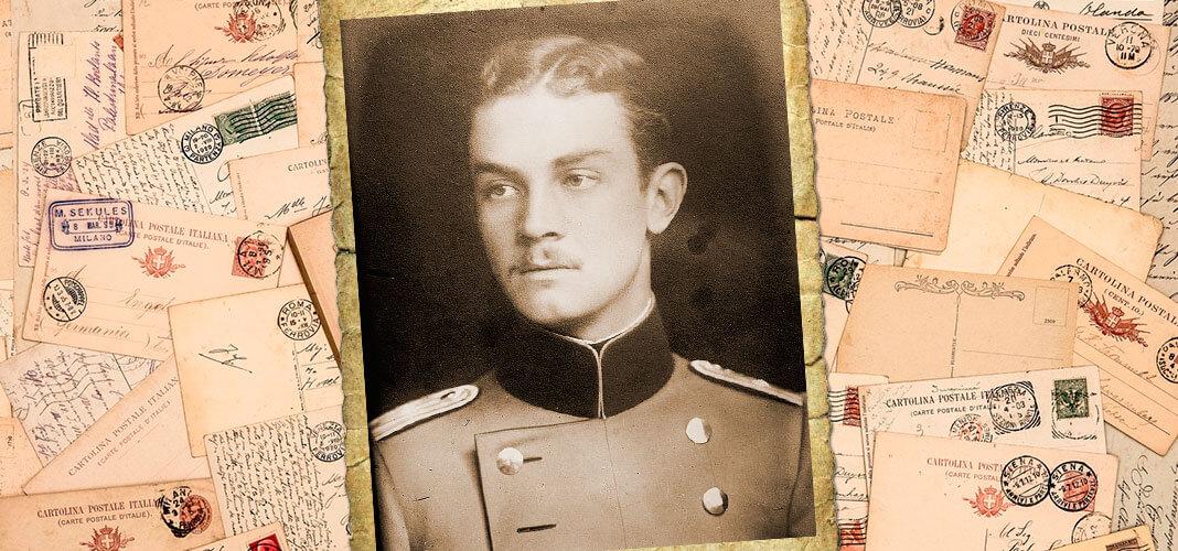 Герцог Эрнст Август, около 1910 г. Коллаж © HistoryLost.Ru