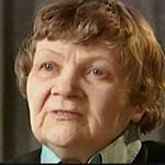Екатерина Лявданская (Усанова), разведчица-радистка в 1945 г.