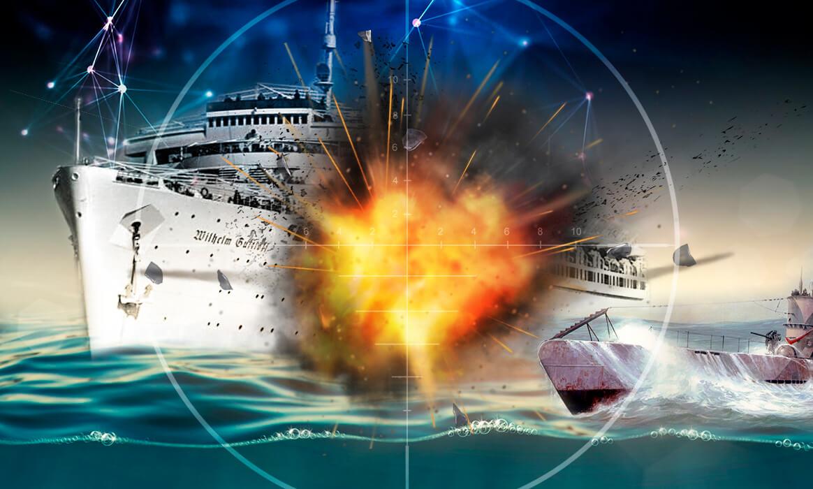 Круизное судно «Вильгельм Густлофф» – как один из символов нацистской Германии