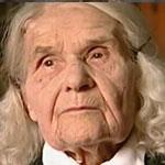 Зоя Зайцева, разведчица-радистка в 1945 г.