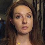 Екатерина Манюк. Учёный секретарь Калининградского Историко-художественного музея