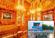 Похоронена ли легендарная русская Янтарная комната стоимостью 225 миллионов фунтов стерлингов, разграбленная нацистами, под фан-зоной чемпионата мира по футболу?