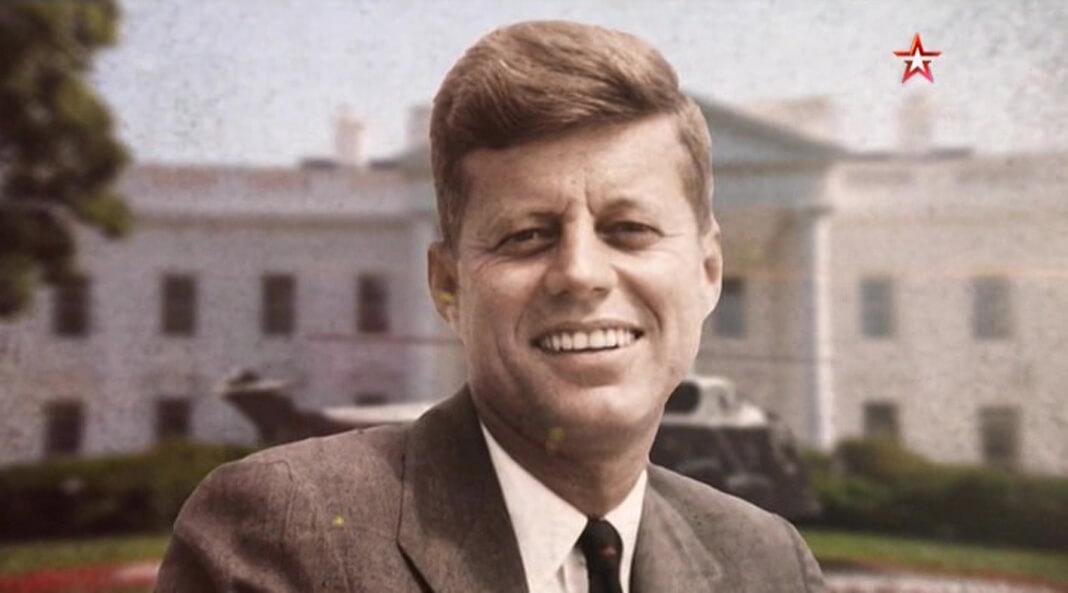 Президент США Джон Ф. Кеннеди