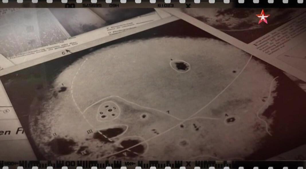 Снимок обратной стороны Луны