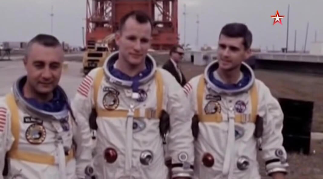 Экипаж «Аполлона-1»