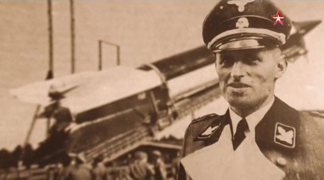 Ганс Каммлер – руководитель проекта «Фау-2»