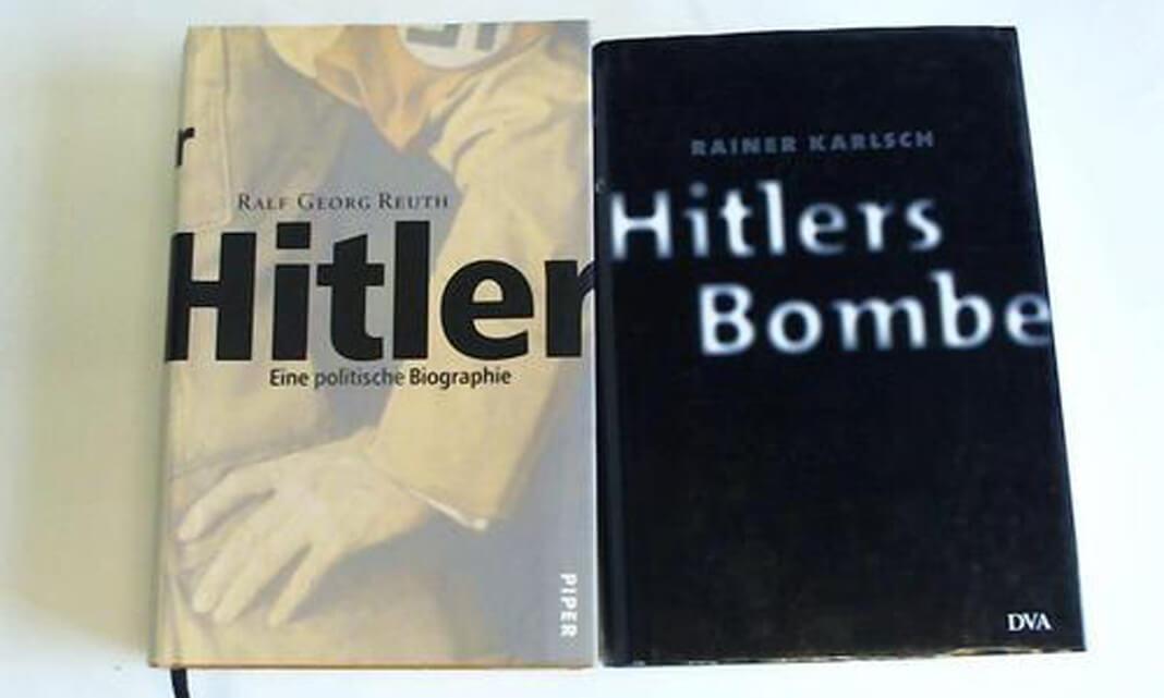 Бомба Гитлера. Райнер Карлш